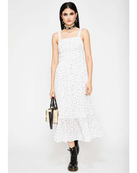 Sure Thing Midi Dress