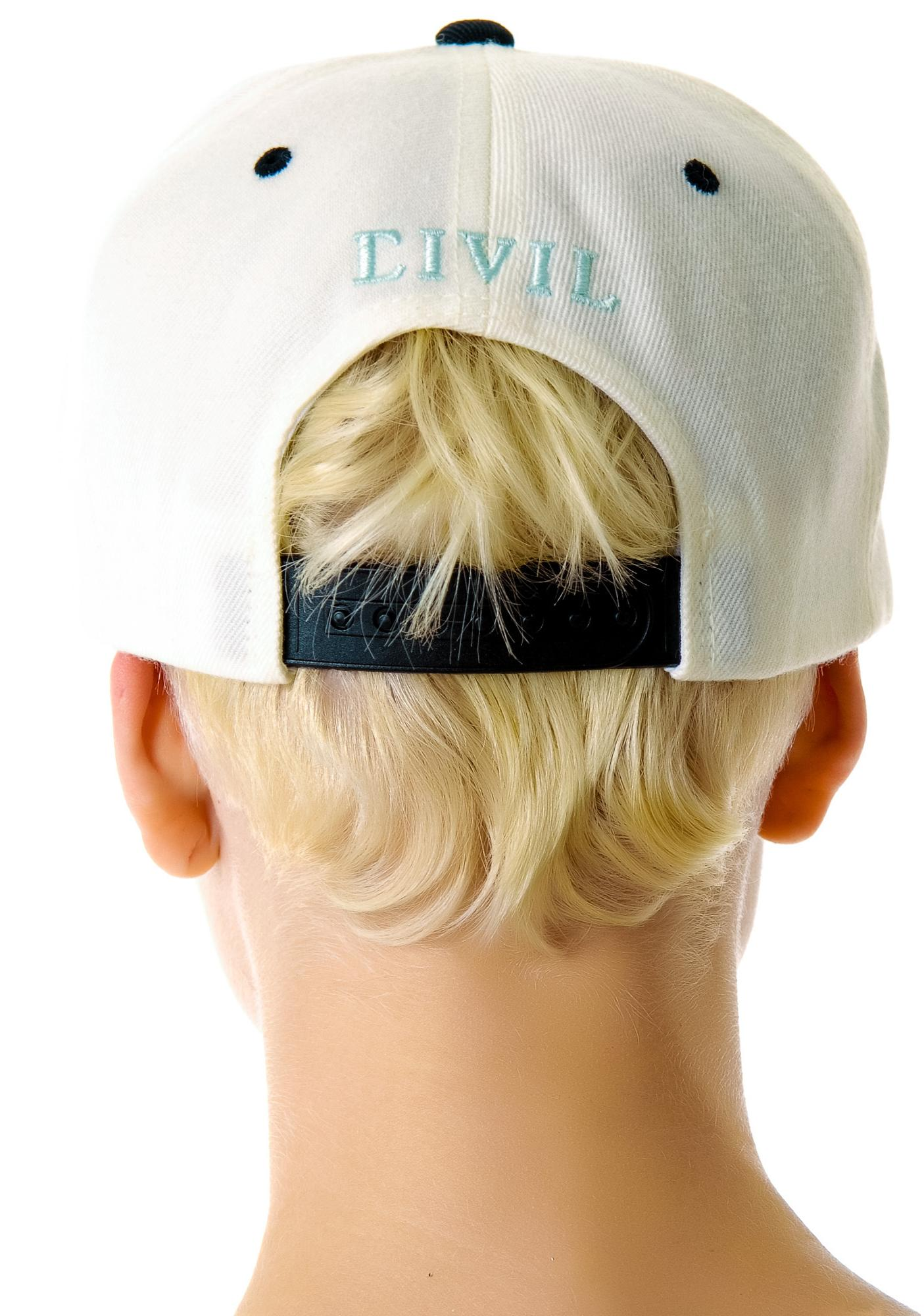 Civil Clothing Inhale Snapback