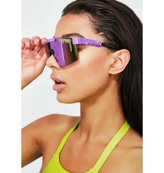 Pit Viper The Donatello Polarized Sunglasses
