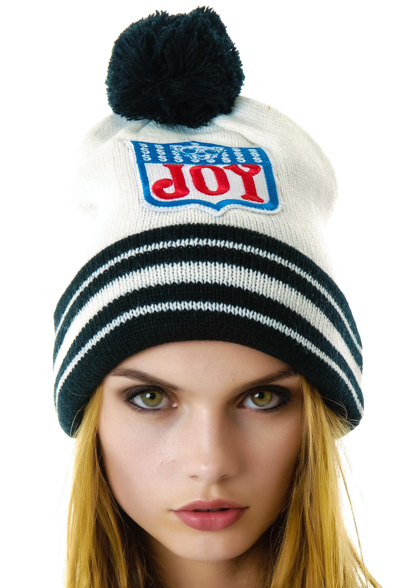 Joyrich Joy Team Logo Beanie
