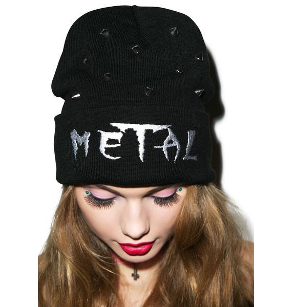 Metal Beanie