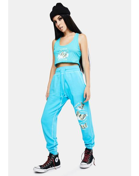 Girls Just Wanna Have Funds Sweatpants