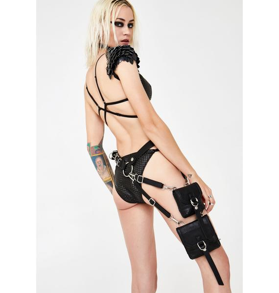 Club Exx Damnation Alley Harness Bag