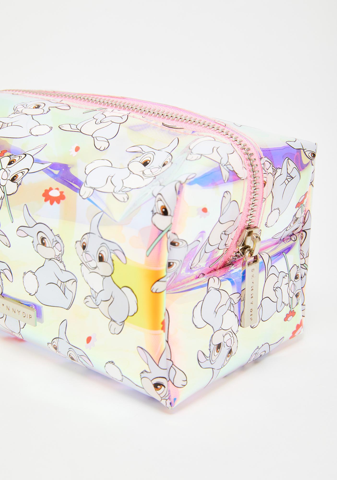 Skinnydip Disney X Skinnydip Thumper Makeup Bag