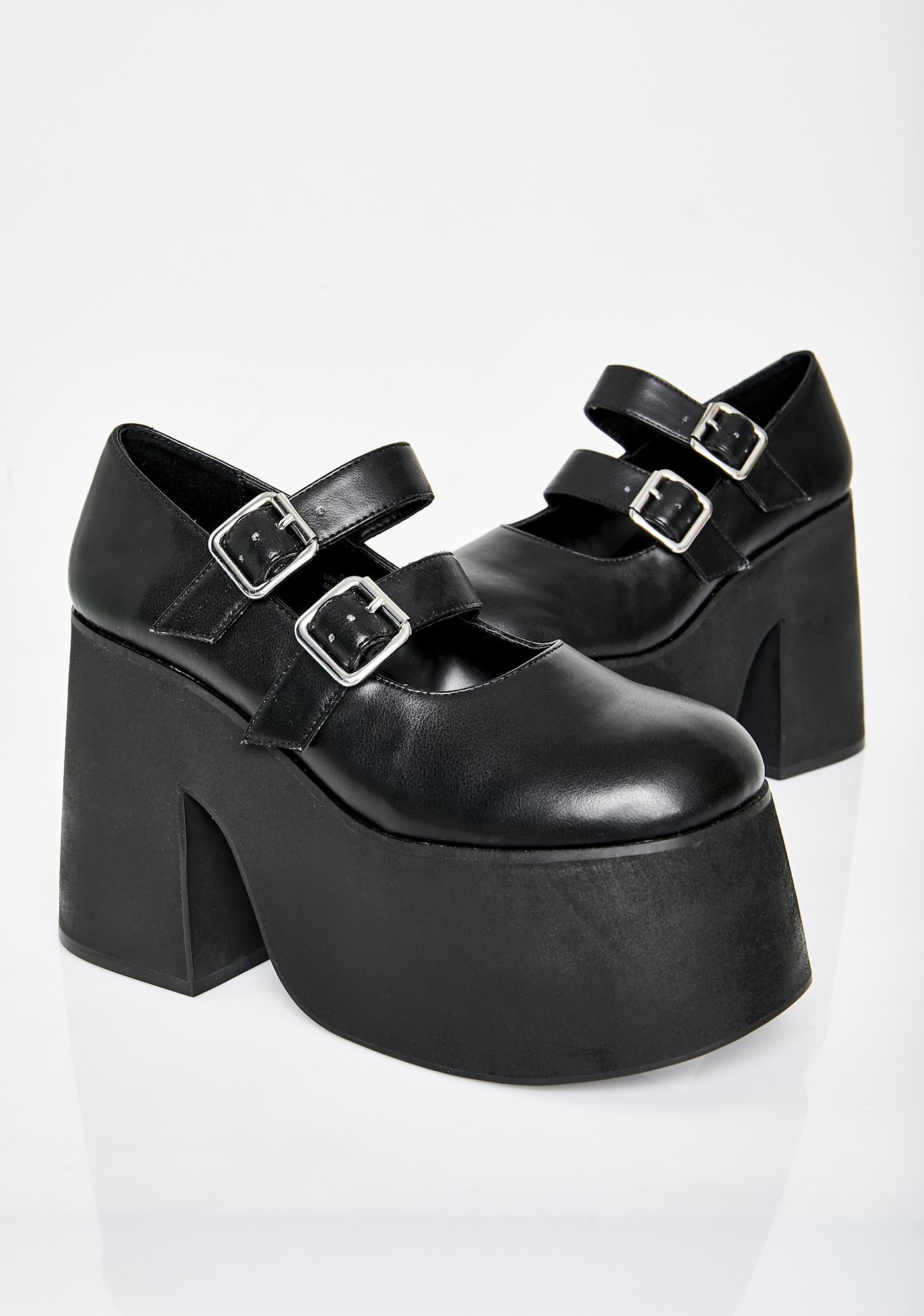 dELiA*s by Dolls Kill Talk Of The Town Mary Janes