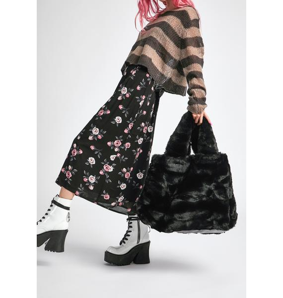 dELiA*s by Dolls Kill Say The Word Weekender Bag