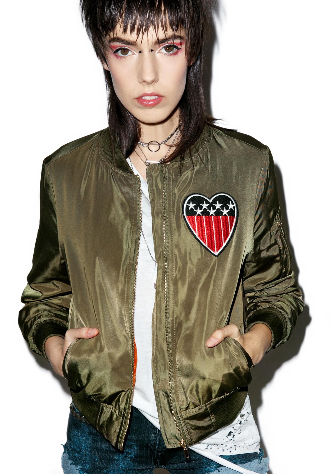 Victory Bomber Jacket