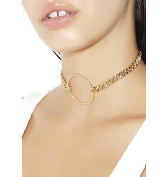 Dark Before Dawn Choker Set