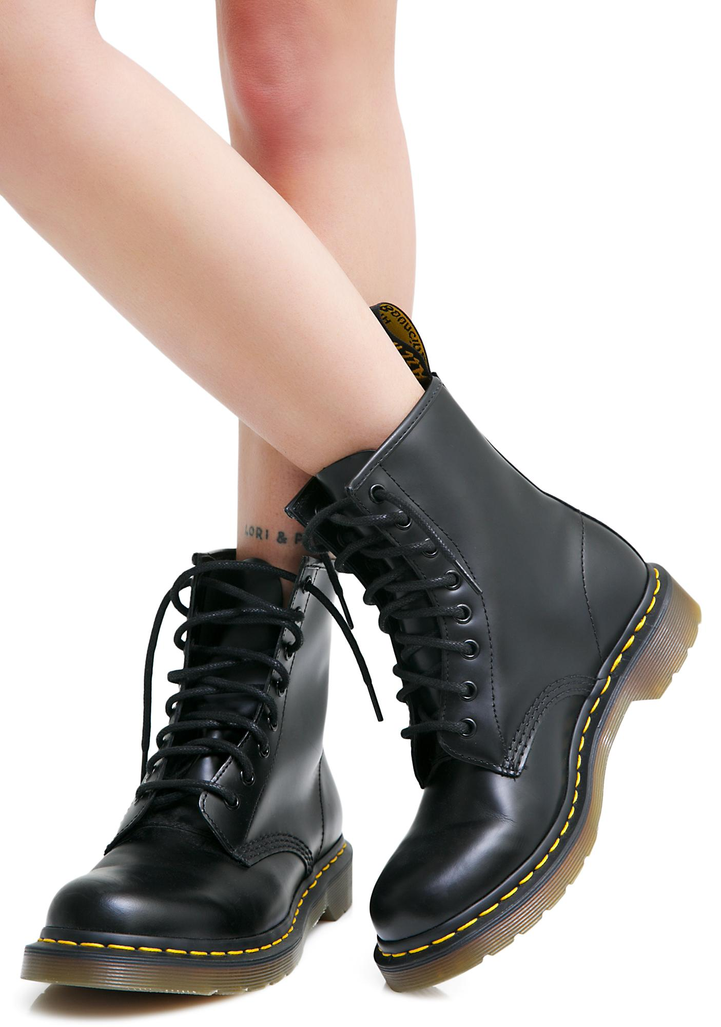 add5067f2812 Dr. Martens 1460 8 Eye Boots | Dolls Kill
