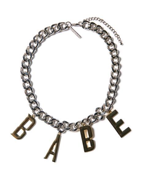 Babetown Necklace