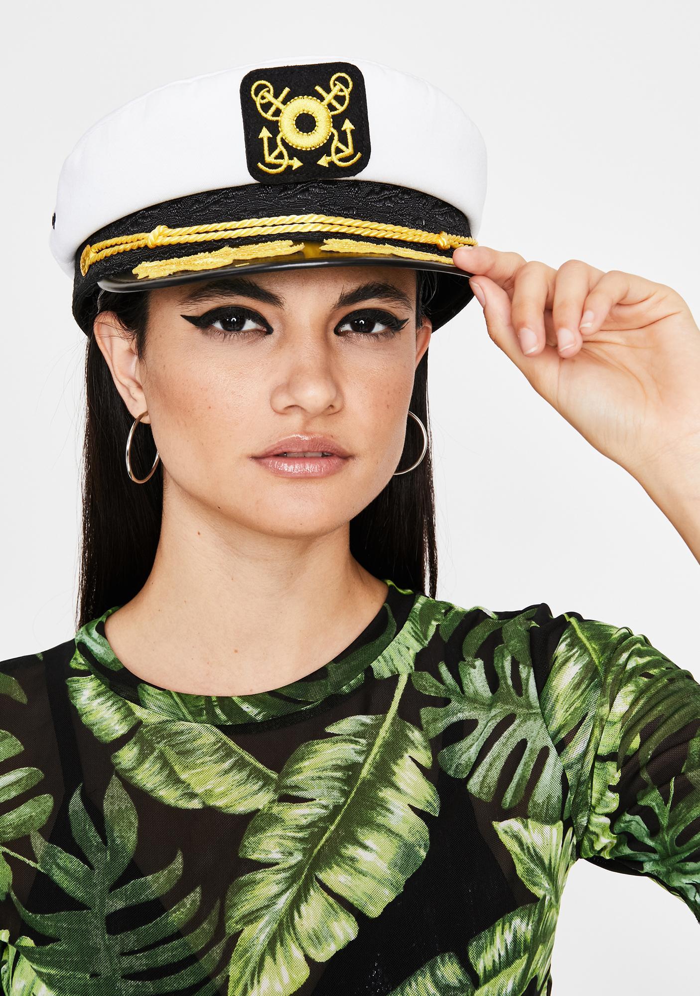 Pure Captain's Orderz Sailor Hat