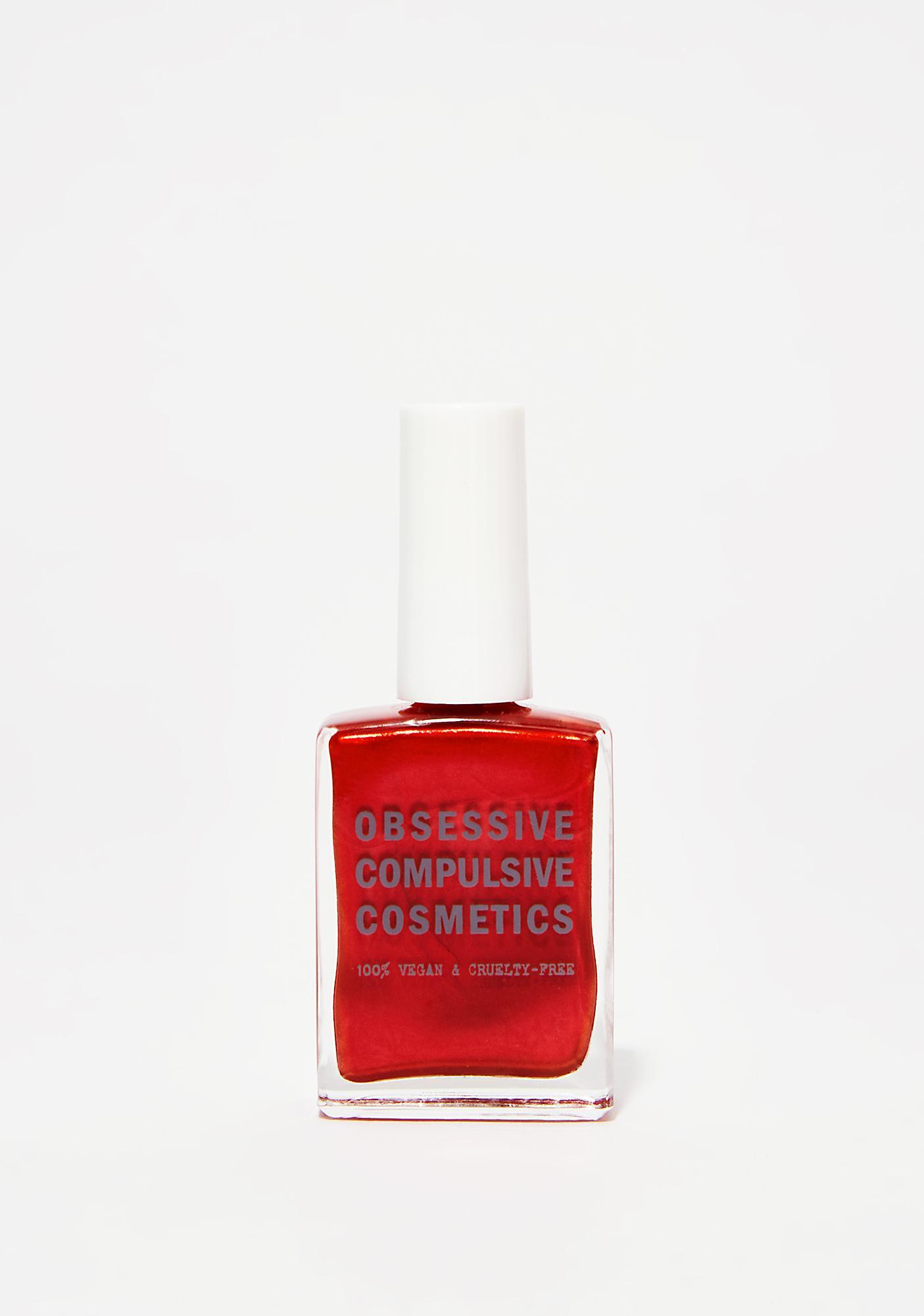 Obsessive Compulsive Cosmetics Lustgarten Nail Lacquer
