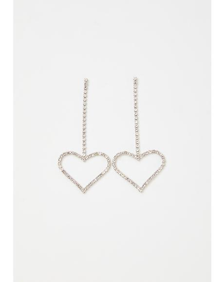 What The Heart Wants Drop Earrings