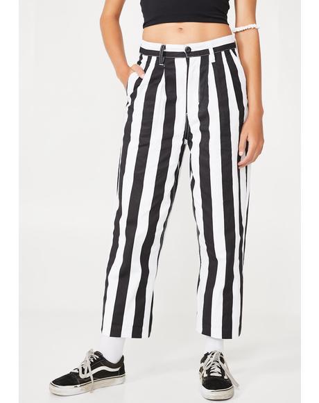 Static Baggy Pants