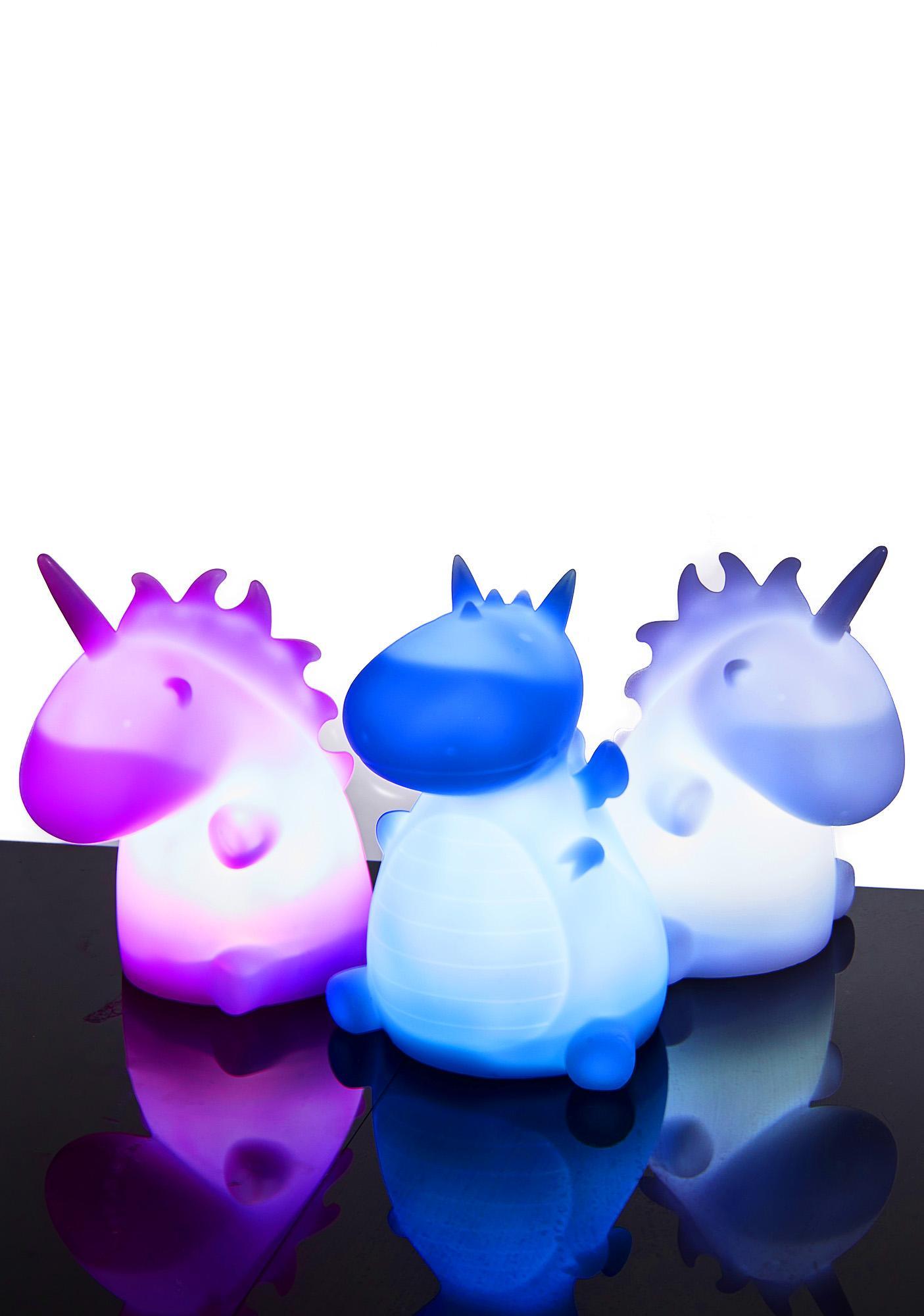 Smoko Blue Dragon Ambient Light