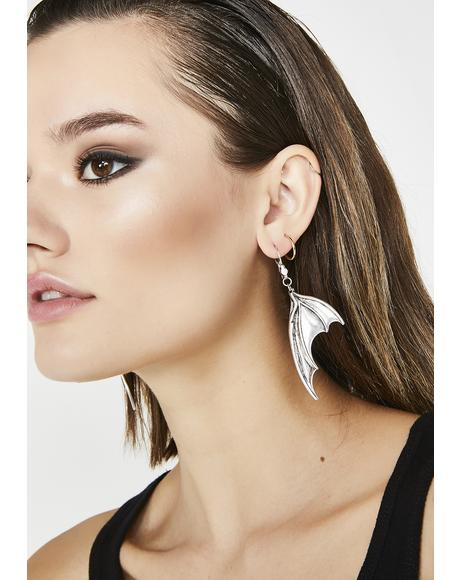 Nite Flyin' Earrings