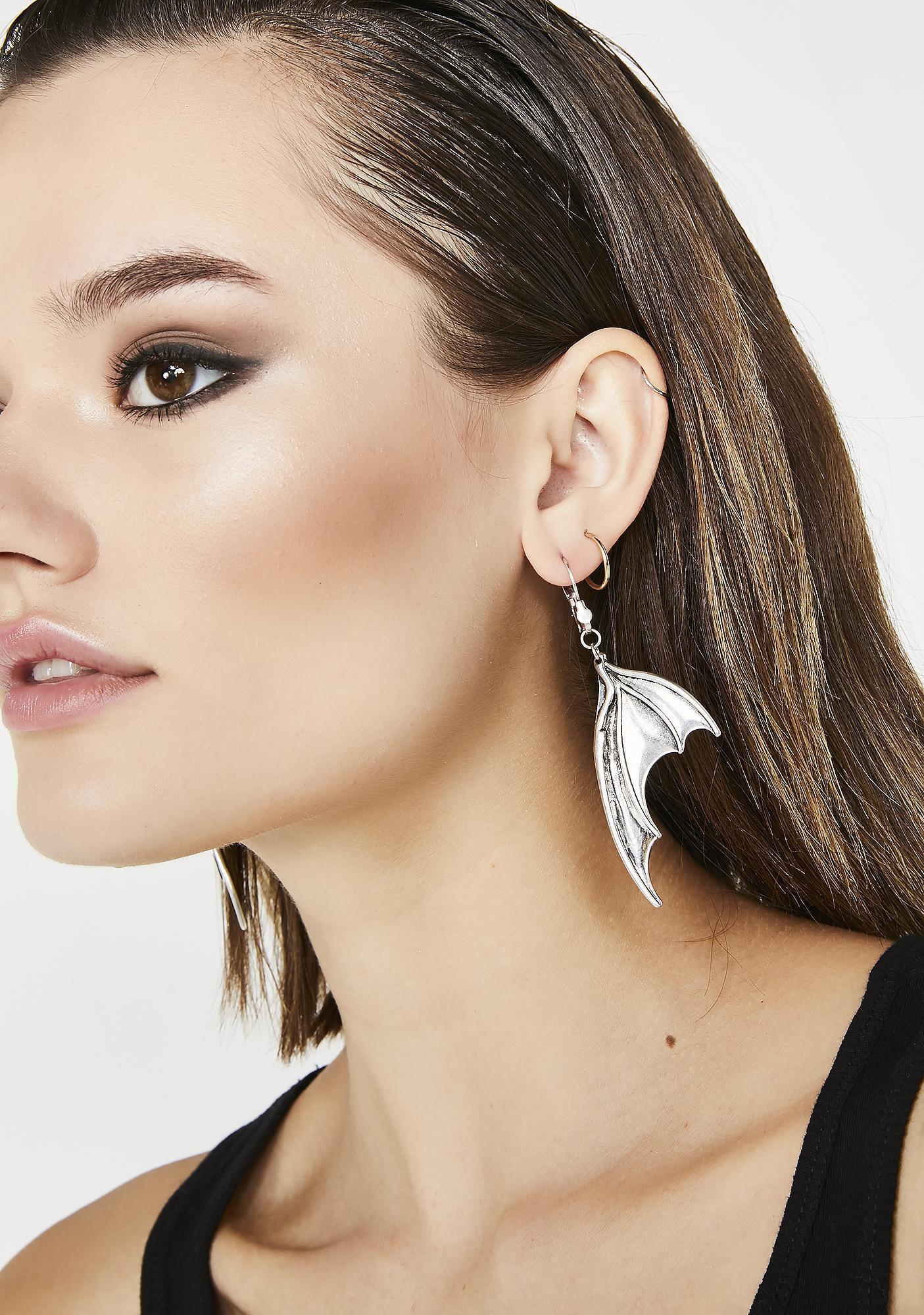 Shark Bait Earrings