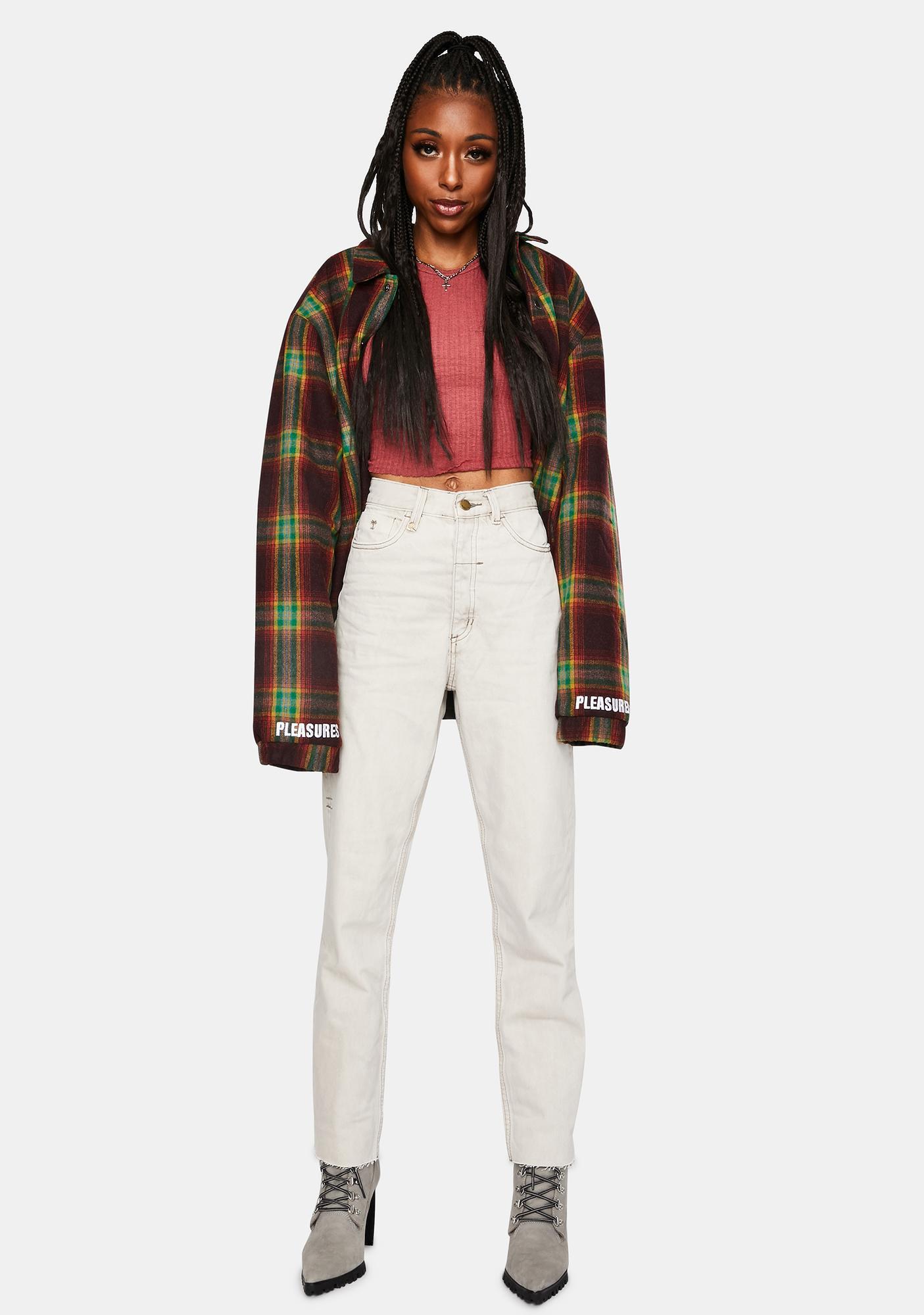 THRILLS Oat Paige Denim Jeans