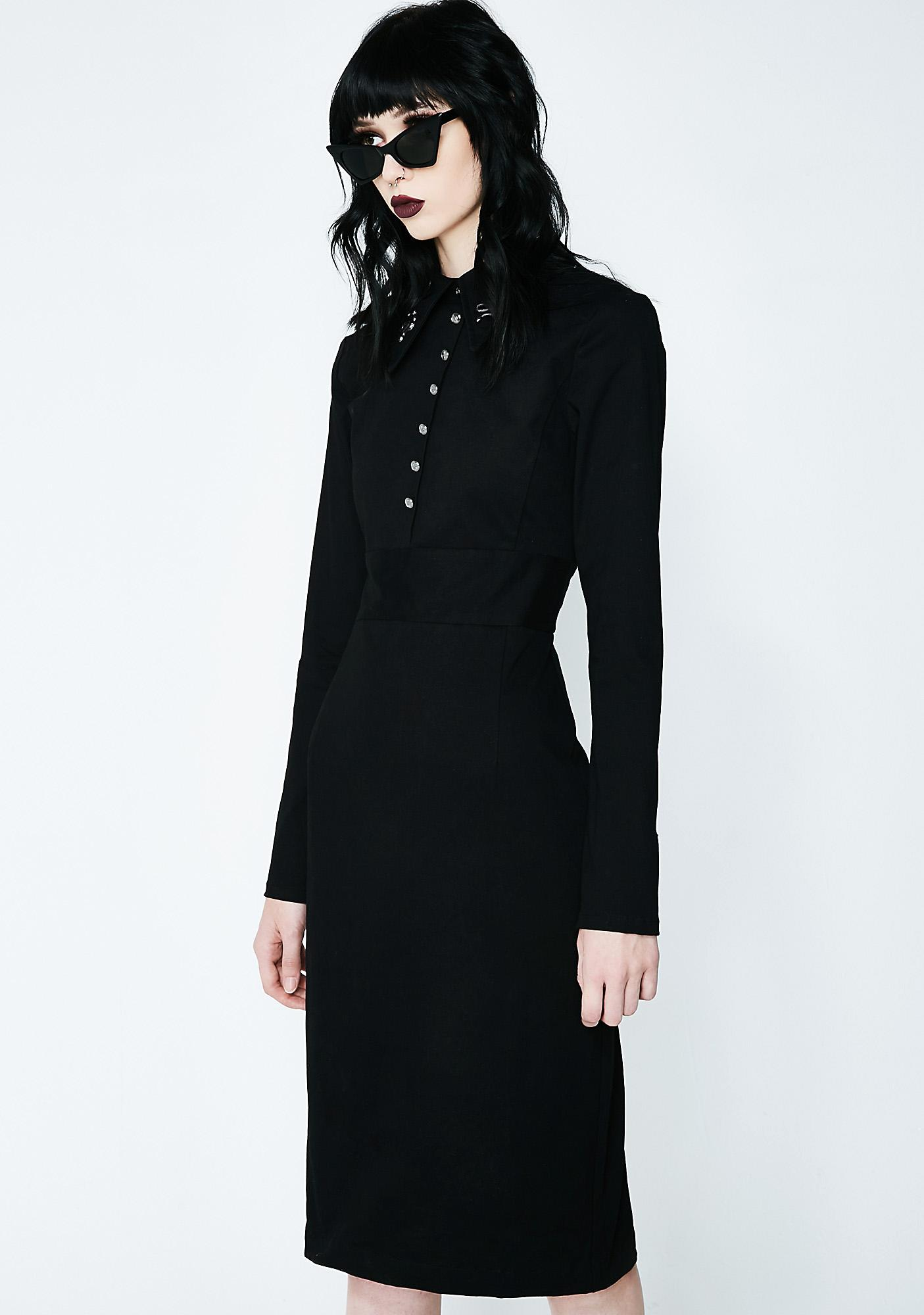 Disturbia Serpent Dress