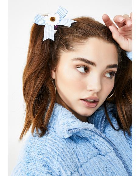 Blushin' Beauty Hair Clip
