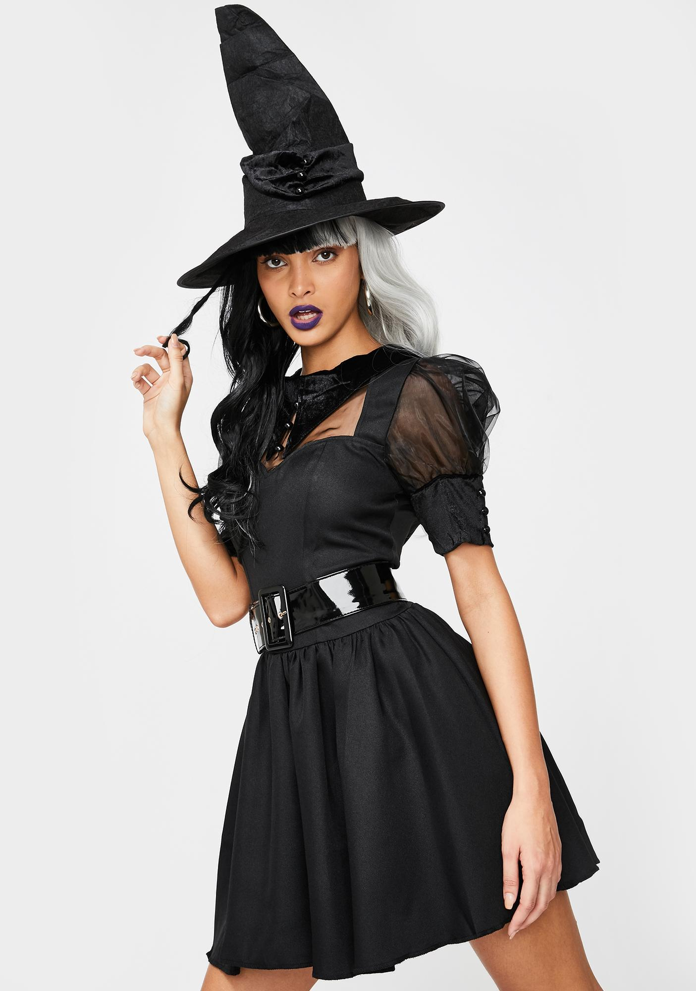 Tricks N' Treats Witch Costume Set