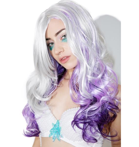 Alluring Amethyst Ombre Wig