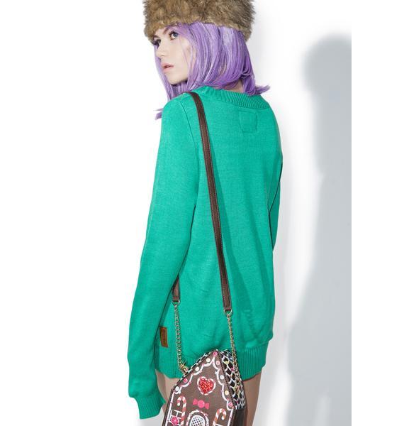 Tipsy Elves Bah Humpug Sweater