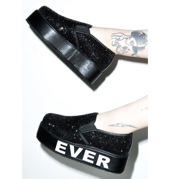 T.U.K. What Ever Slip On Viva Low Creepers