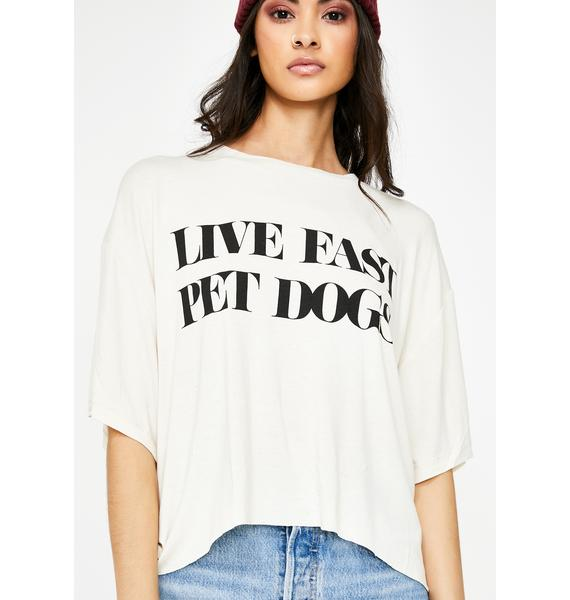 Selkie Live Fast Graphic Tee