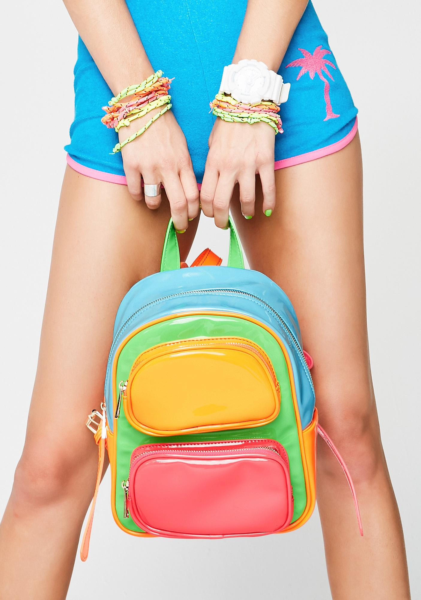 Current Mood Catch Some Rays Mini Backpack