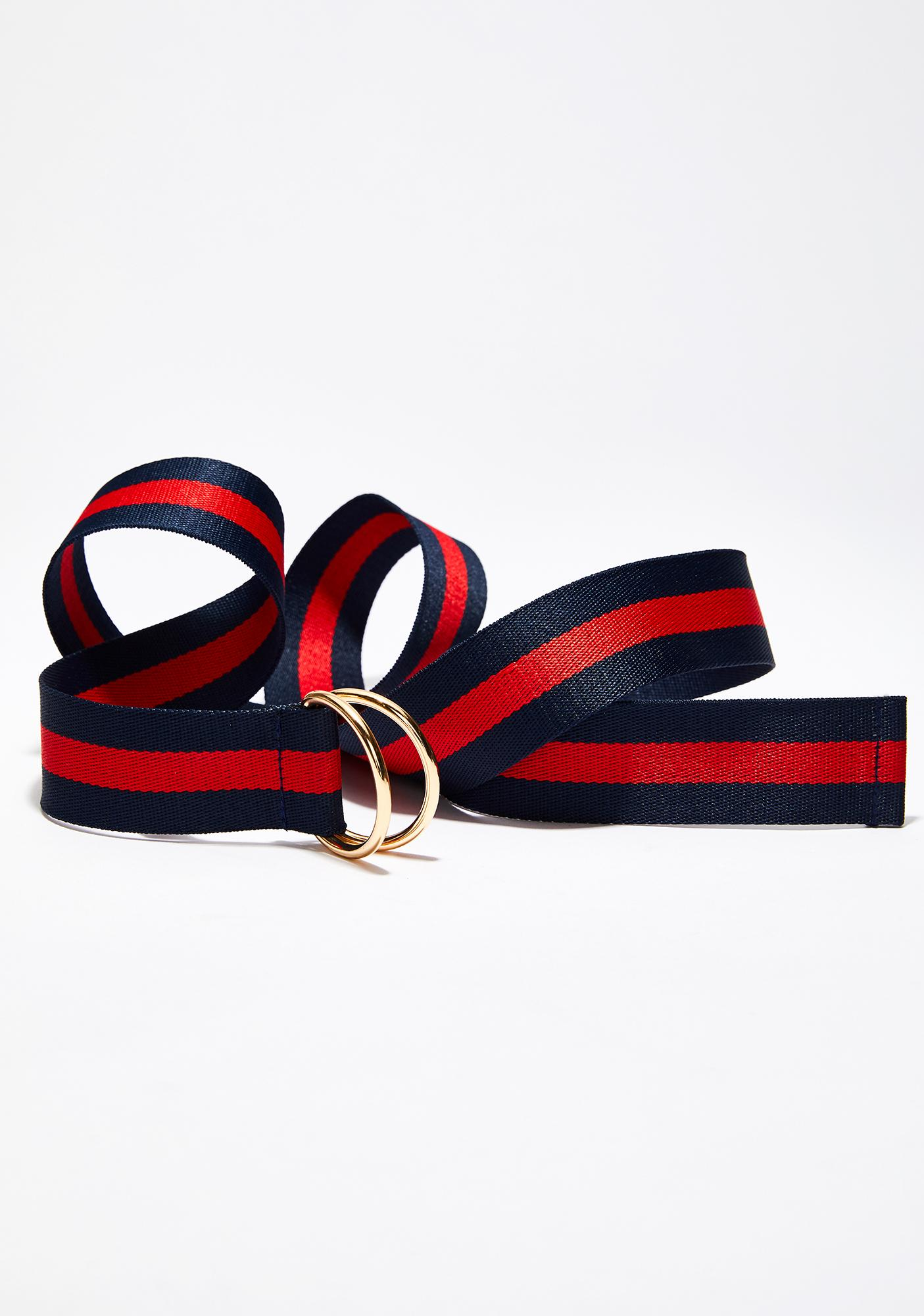Blurred Lines Belt by Illuma Fashion