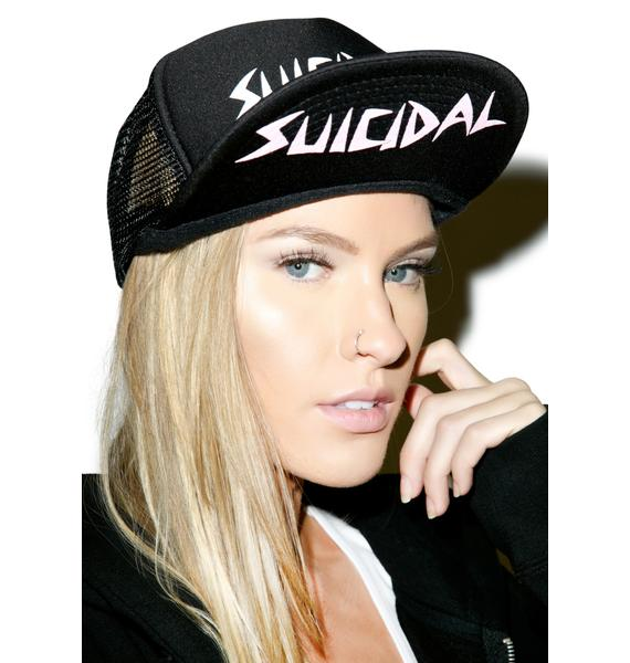 Suicidal Tendencies Suicidal Flip Hat
