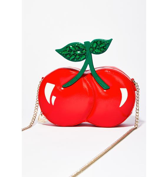 Betsey Johnson Tie The Knot Bag