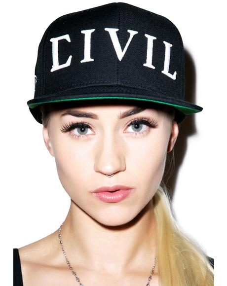 Civil Trap Snapback