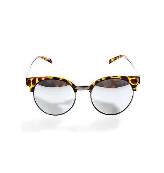 Quay Eyeware Highly Strung Sunglasses