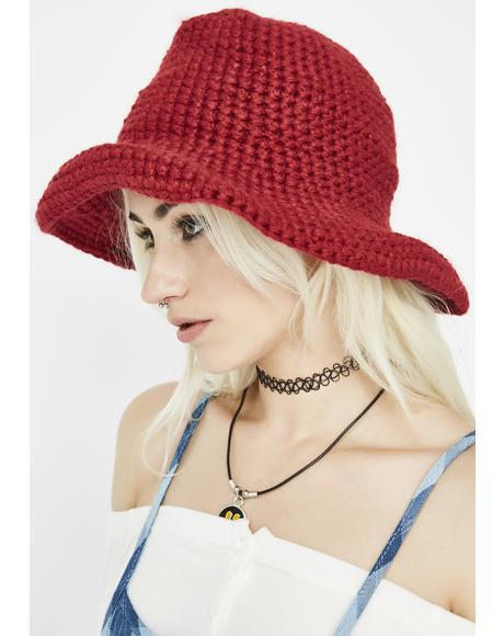Bloody Outsider Bucket Hat