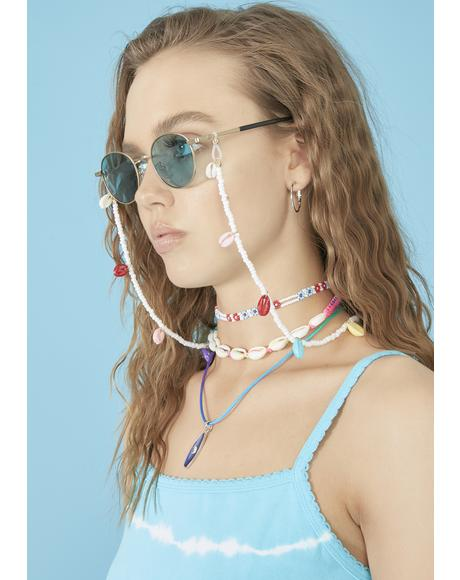 Sea Clearly Sunglasses Chain