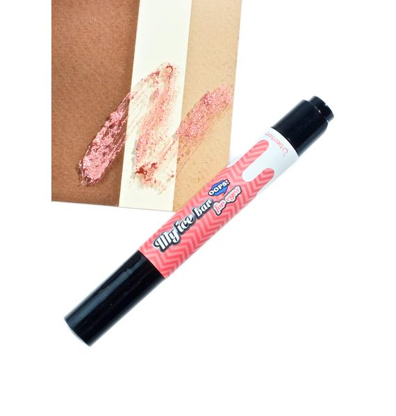 Strawberry Juice Glitter Eyeshadow Stick