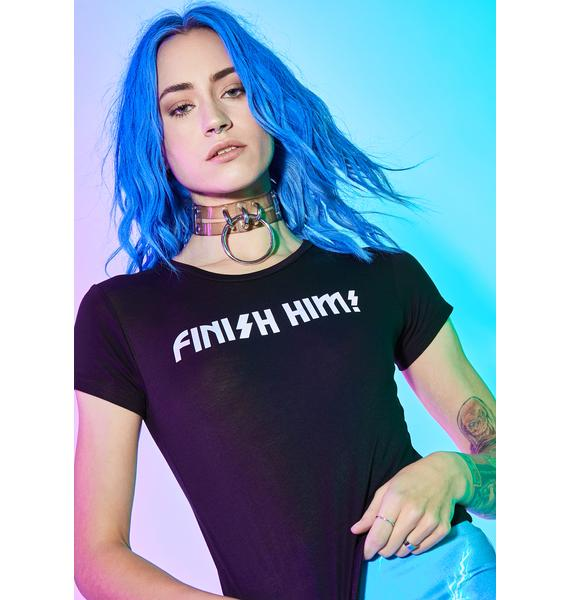 Current Mood Grande Finale Graphic Tee