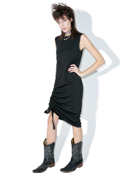 Spun Dress