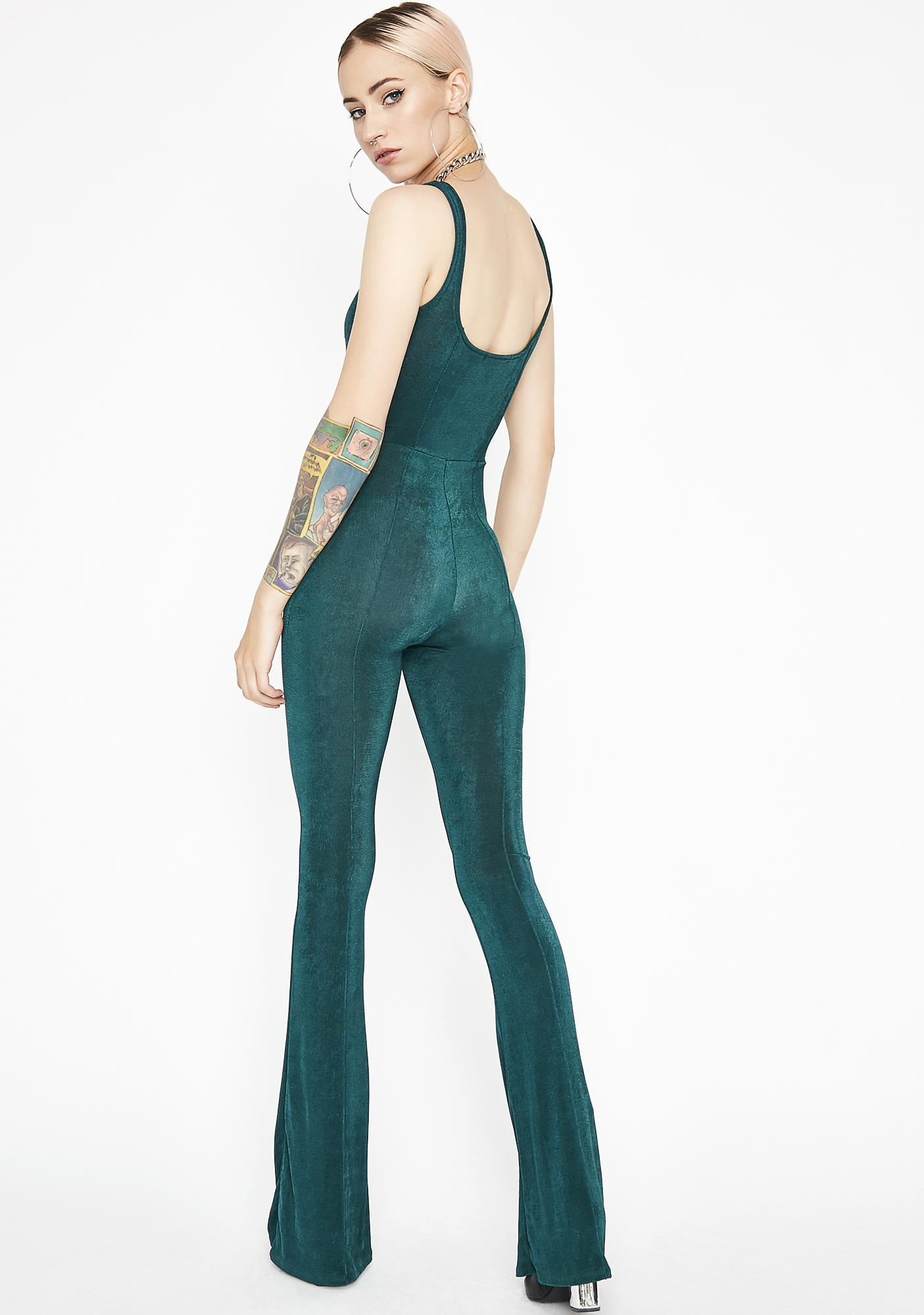 Kush Hot As Hell Tank Jumpsuit