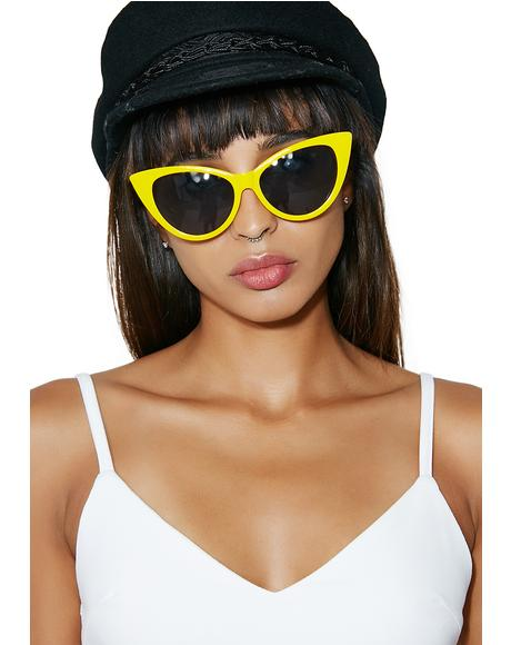 Sunshine Meow Meow Sunglasses
