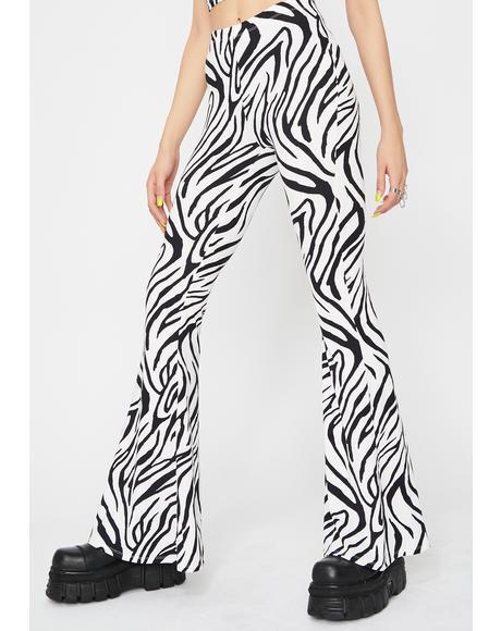 Get Wild Zebra Flares