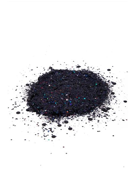 Black Disco Chunky Glitter Mix