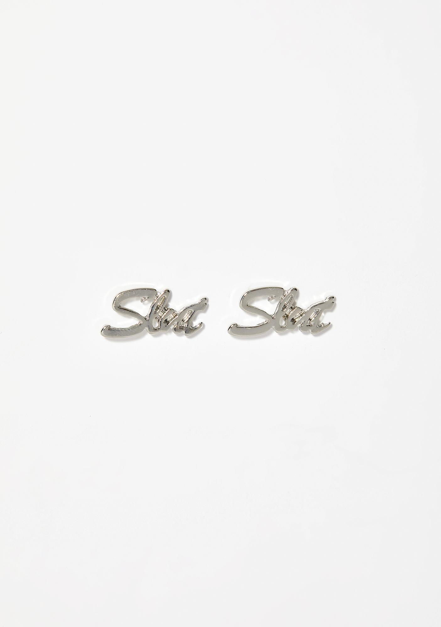 Lil Miss Slut Earrings