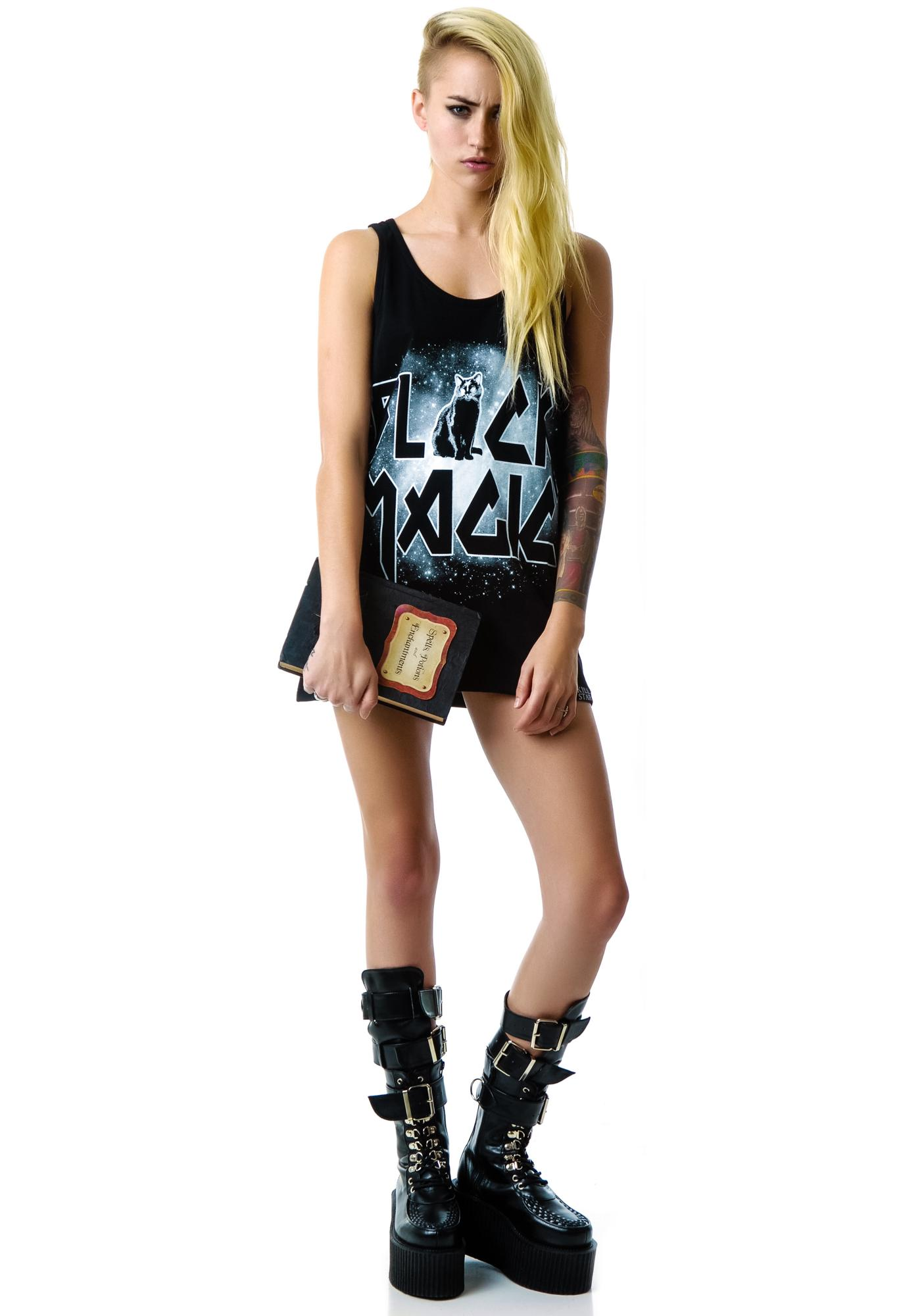 Killstar Black Magic Tank