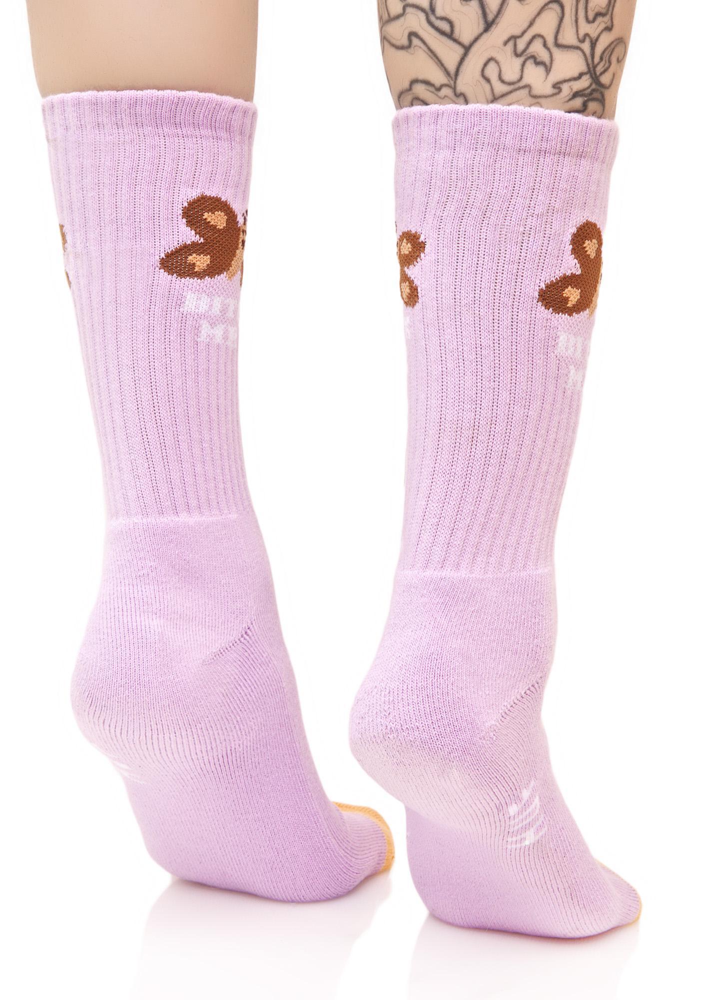 HUF Butterfly Cute Sock