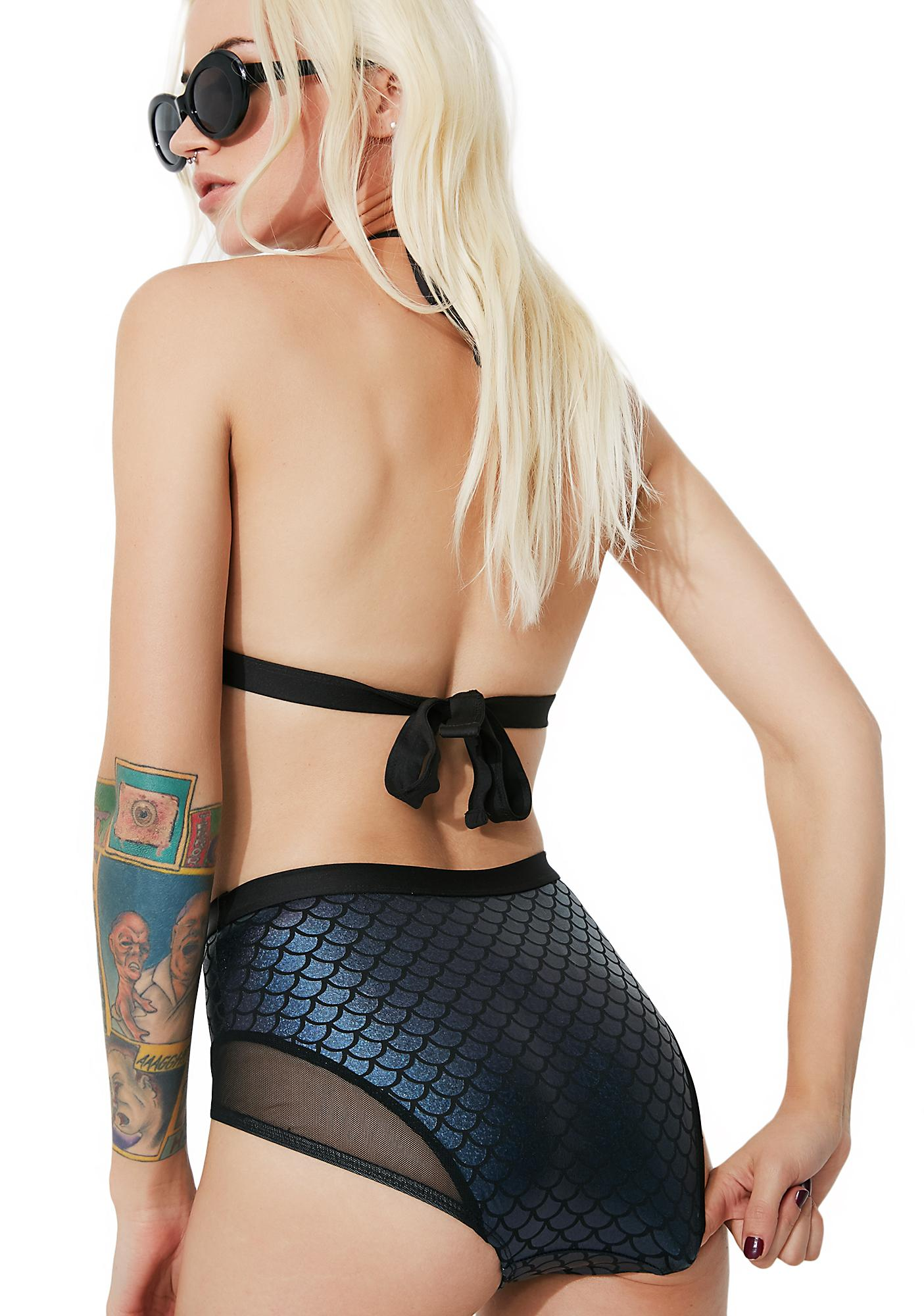 Killstar Arabella Posing Shorts