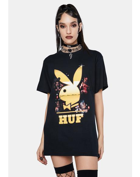 x Playboy Club Tour Graphic Tee