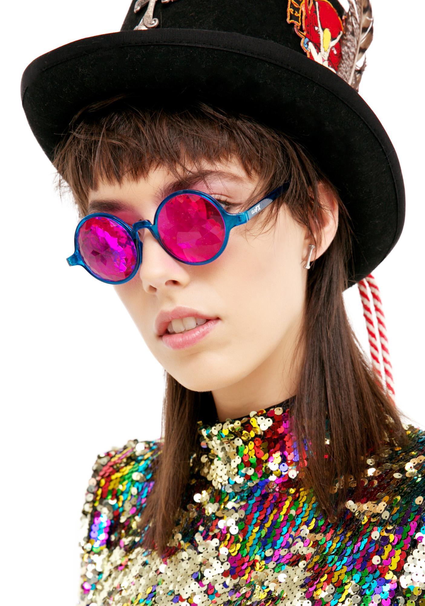 GloFX Extreme Kaleidoscope Glasses